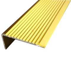 Building Products Cinch Stair Edging (Fluted)
